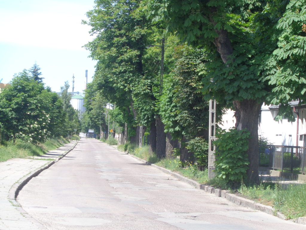Przeróbka, ulica Przetoczna