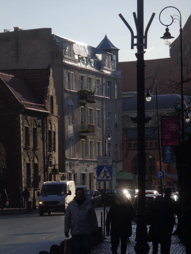 Ulica Rajska, Stare Miasto