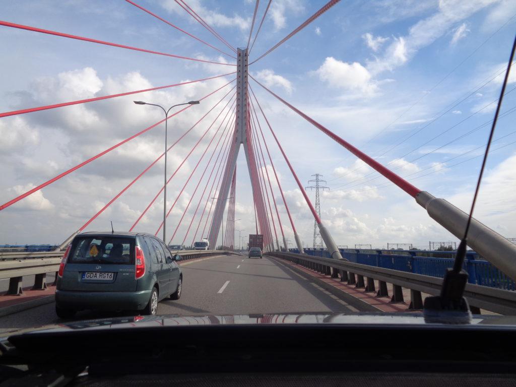Most nad Wisłą