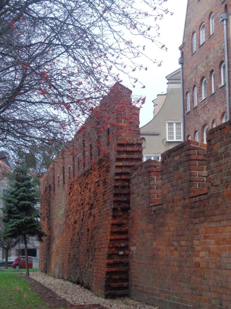 Mury Obronne Gdańska